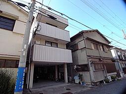 兵庫県神戸市中央区国香通6丁目の賃貸マンションの外観