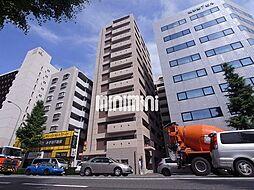 モンルポ博多駅東[8階]の外観