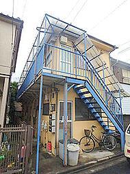 東京都世田谷区船橋4丁目の賃貸アパートの外観