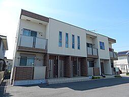 三重県鈴鹿市白子町の賃貸アパートの外観