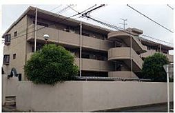 埼玉県上尾市大字上の賃貸マンションの外観
