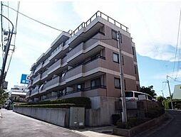 東京都大田区南千束2丁目の賃貸マンションの外観
