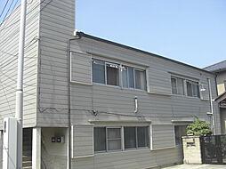 大阪府大阪市鶴見区鶴見2丁目の賃貸アパートの外観