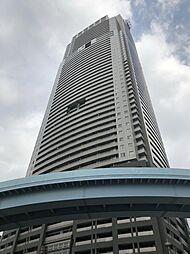 東京都港区海岸1丁目の賃貸マンションの外観