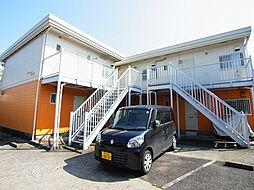 千葉県流山市江戸川台東1丁目の賃貸アパートの外観