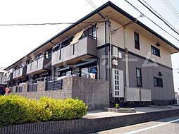 兵庫県揖保郡太子町蓮常寺の賃貸アパートの外観