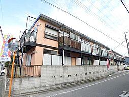 桜ビラ ABCD棟[2階]の外観
