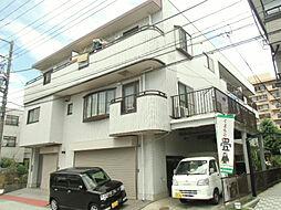 千葉県松戸市新松戸3丁目の賃貸マンションの外観