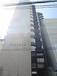 プレミアムコート谷町4丁目[5階]の外観