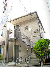 JR大阪環状線 福島駅 徒歩9分の賃貸アパート