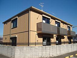 兵庫県宝塚市仁川北2丁目の賃貸アパートの外観