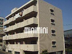 八幡山マンション[3階]の外観