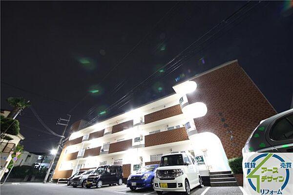 ときわハイツ 2階の賃貸【兵庫県 / 明石市】