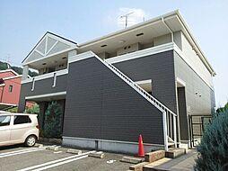 JR片町線(学研都市線) 野崎駅 徒歩11分の賃貸アパート