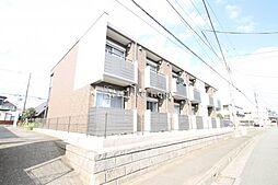 神奈川県相模原市緑区二本松3丁目の賃貸アパートの外観