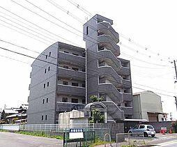 京都府木津川市山城町上狛四丁町の賃貸マンションの外観