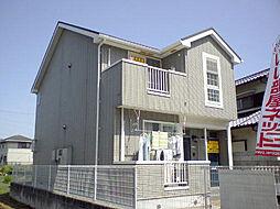 兵庫県明石市松江字泥クジの賃貸アパートの外観