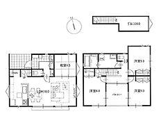 フリープラン対応でこだわりの邸宅が建築できます