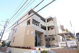千葉県浦安市猫実2丁目の賃貸アパートの外観