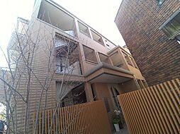 兵庫県西宮市菊谷町の賃貸アパートの外観
