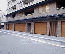 京都府京都市中京区百足屋町の賃貸マンションの外観