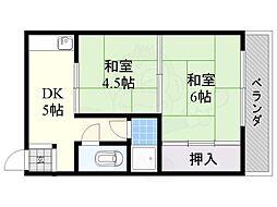 一社駅 3.7万円