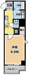 ウィステリアコート守口[7階]の間取り