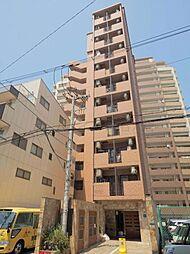 大阪府大阪市中央区安堂寺町1の賃貸マンションの外観