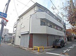 綾之町コーポ[2階]の外観