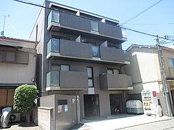 京都府京都市上京区竪社南半町の賃貸マンションの外観