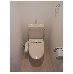 ローズコーポ本町のトイレです