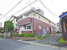埼玉県川口市幸町2丁目の賃貸アパートの外観