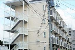 神奈川県横浜市港北区新吉田東3丁目の賃貸アパートの外観