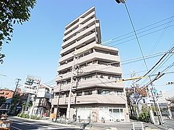 東京都葛飾区宝町1丁目の賃貸マンションの外観
