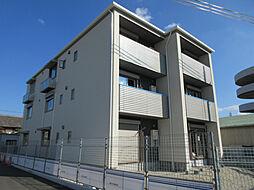 兵庫県三木市大村字砂の賃貸アパートの外観