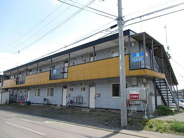 コンフォートとんでん 1階の賃貸【北海道 / 北見市】