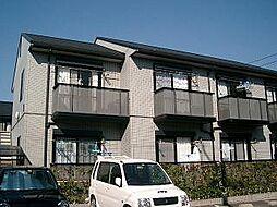 高知県高知市前里の賃貸アパートの外観