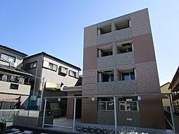 グレンツェン茨木[3階]の外観