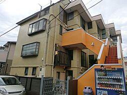 埼玉県さいたま市北区宮原町2丁目の賃貸アパートの外観