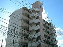 大阪府吹田市川園町の賃貸マンションの外観