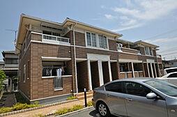 兵庫県加古郡播磨町北本荘2丁目の賃貸アパートの外観