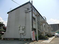 池永ハイツ[3階]の外観