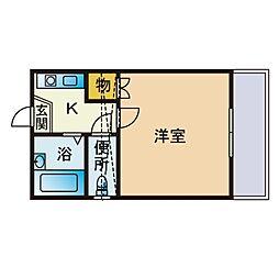 【敷金礼金0円!】レオパレス飯倉3