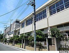 松沢中学校