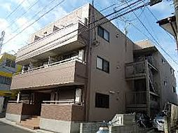 神奈川県川崎市多摩区三田1の賃貸マンションの外観