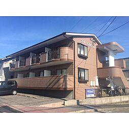 大分県大分市富士見が丘東5丁目の賃貸マンションの外観