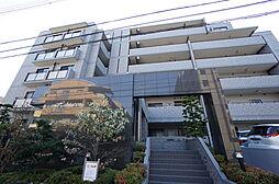 アビタシオン橋本III[6階]の外観