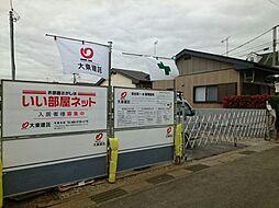 神奈川県海老名市勝瀬の賃貸アパートの外観