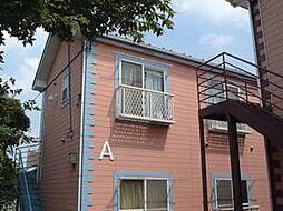 ハーミットクラブハウス鶴ヶ峰D[2階]の外観