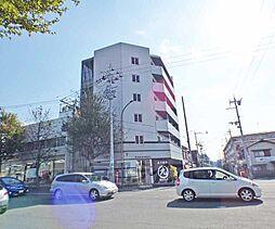 京都府京都市左京区一乗寺河原田町の賃貸マンションの外観